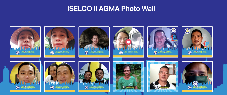 ISELCO II AGMA Photo Wall